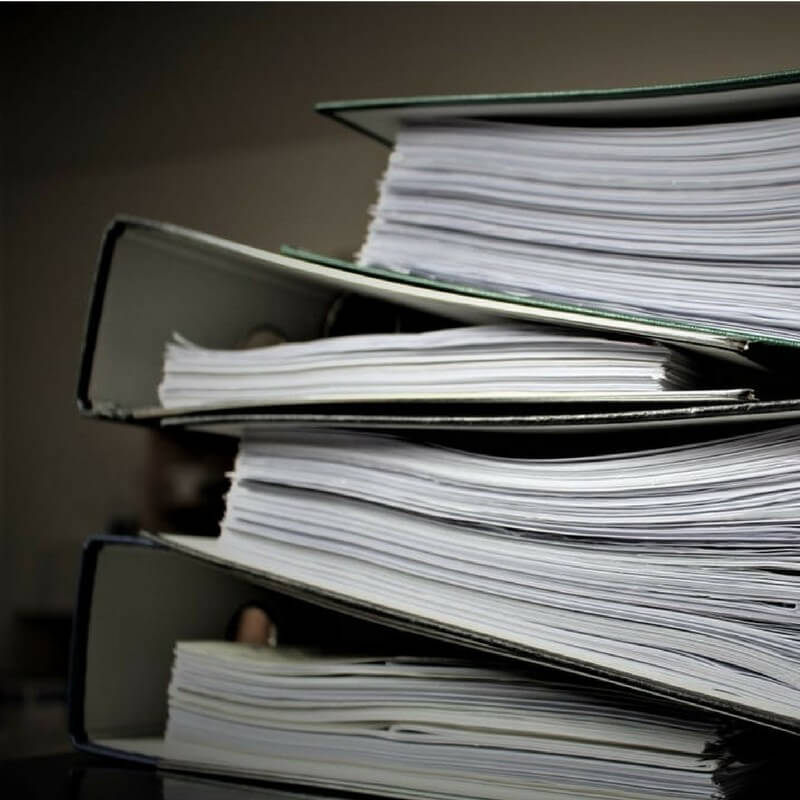 10 Tips for Conquering Paperwork